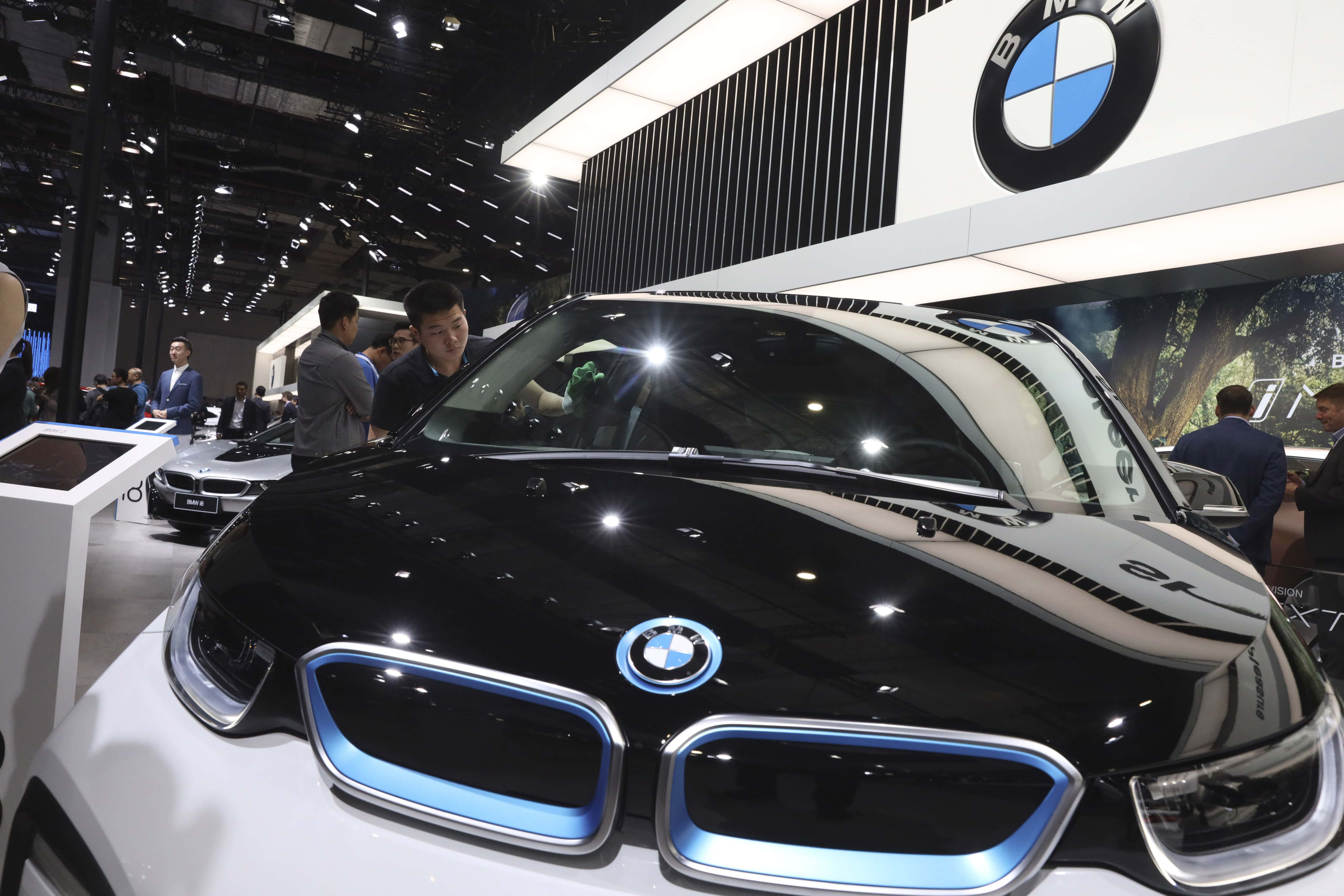 BMW Of North America Reports Strong July Brand Sales | 77 WABC Radio