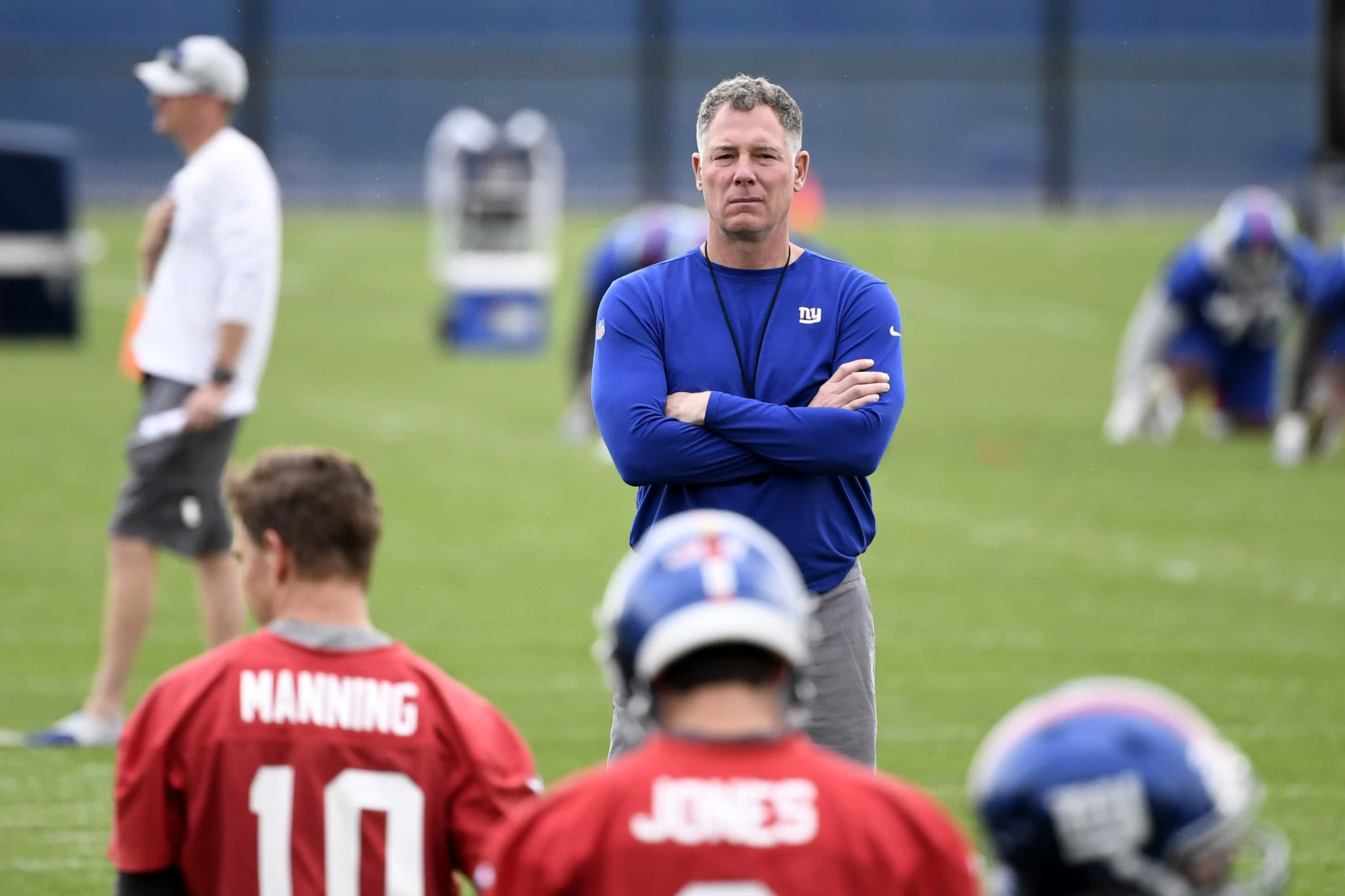 Icumi Listen To Giants Head Coach Pat Shurmur Discuss The