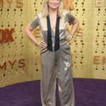 Entertainment: 71st Annual Emmy Awards: Sep 22, 2019; Los Angeles, CA, USA; Amy Poehler arrives at the 71st Emmy Awards at the Microsoft Theater. Mandatory Credit: Dan MacMedan-USA TODAY