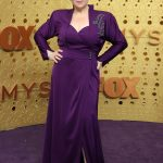 Entertainment: 71st Annual Emmy Awards: Sep 22, 2019; Los Angeles, CA, USA;  Alex Borstein arrives at the 71st Emmy Awards at the Microsoft Theater. Mandatory Credit: Dan MacMedan-USA TODAY