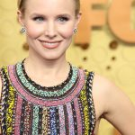 Entertainment: 71st Annual Emmy Awards: Sep 22, 2019; Los Angeles, CA, USA; Kristen Bell arrives at the 71st Emmy Awards at the Microsoft Theater. Mandatory Credit: Dan MacMedan-USA TODAY