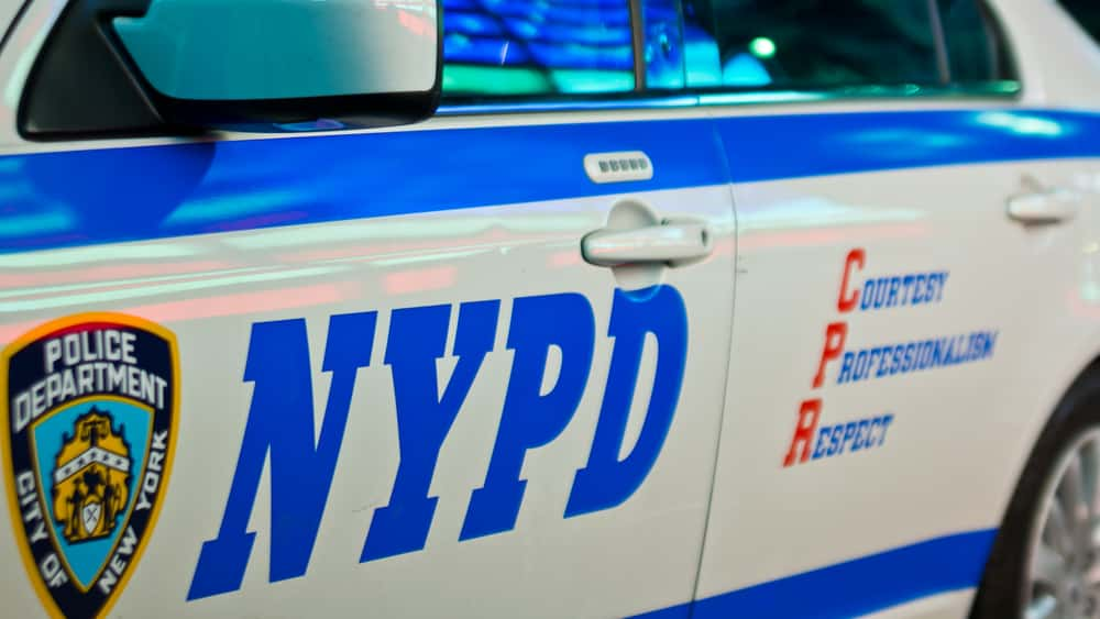 NYPD Vehicle Car