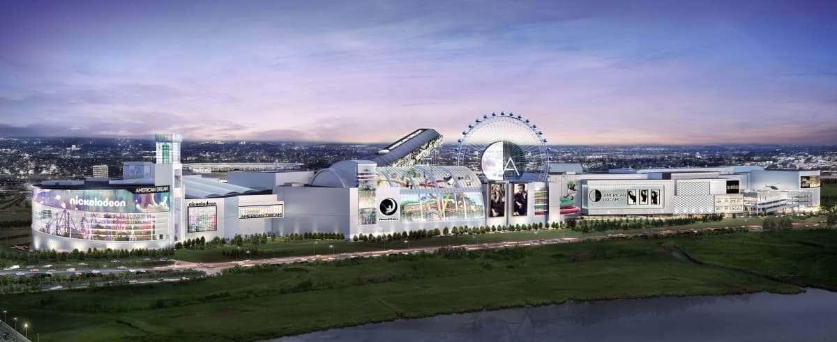 american dream mall - photo #1