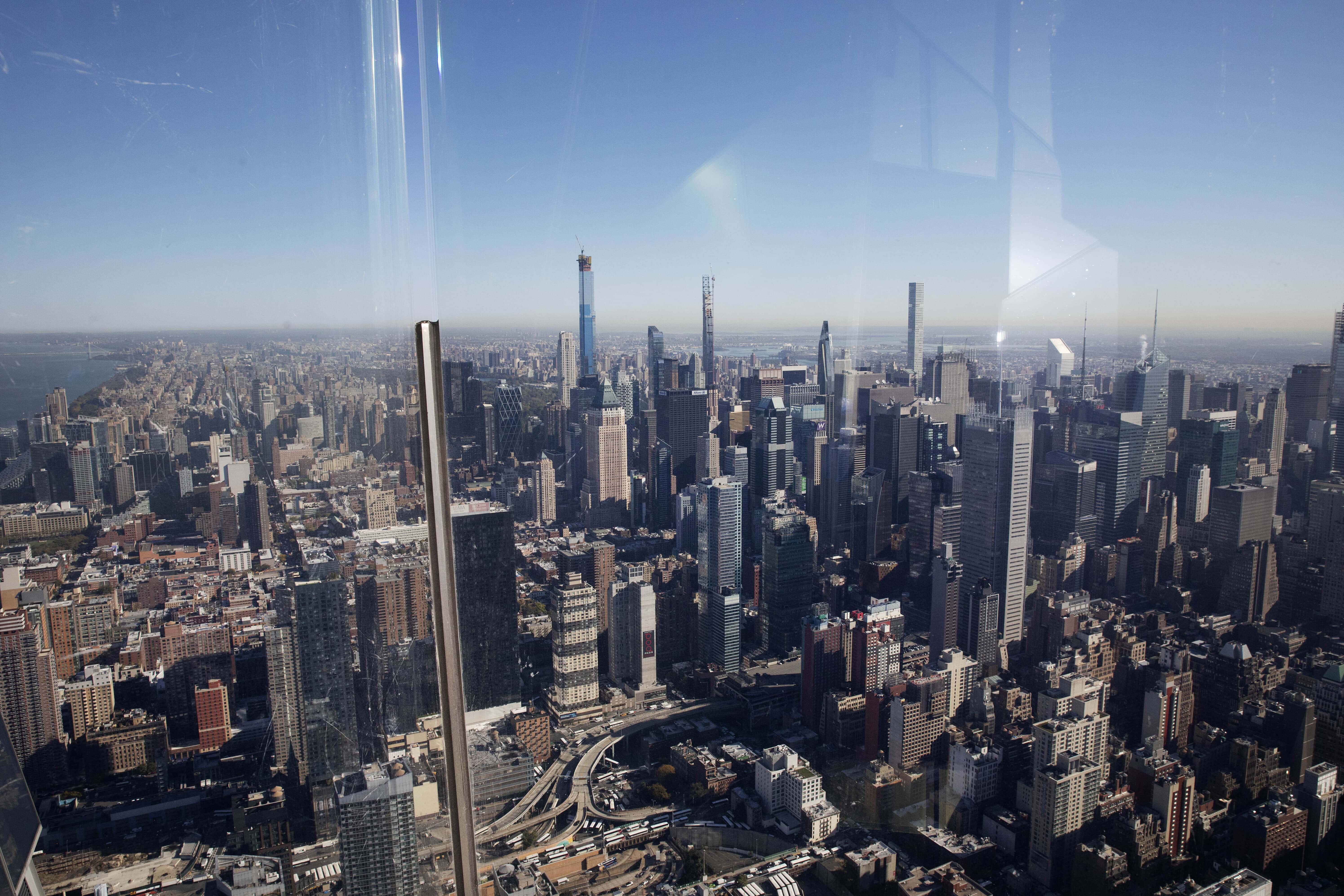 Manhattan S Hudson Yards Outdoor Observation Deck 100
