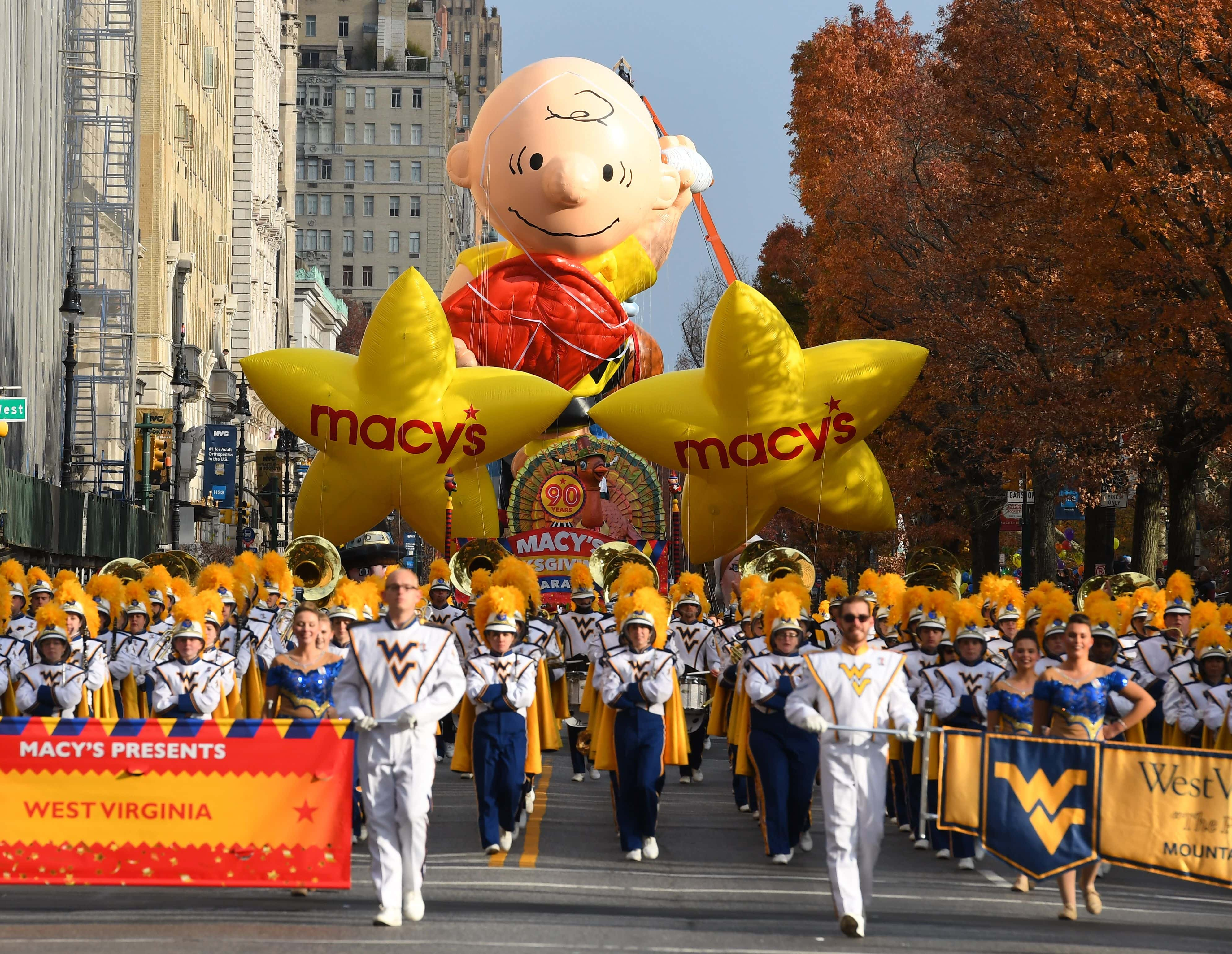 Macy S Sets Lineup For Thanksgiving Day Parade 77 Wabc Radio