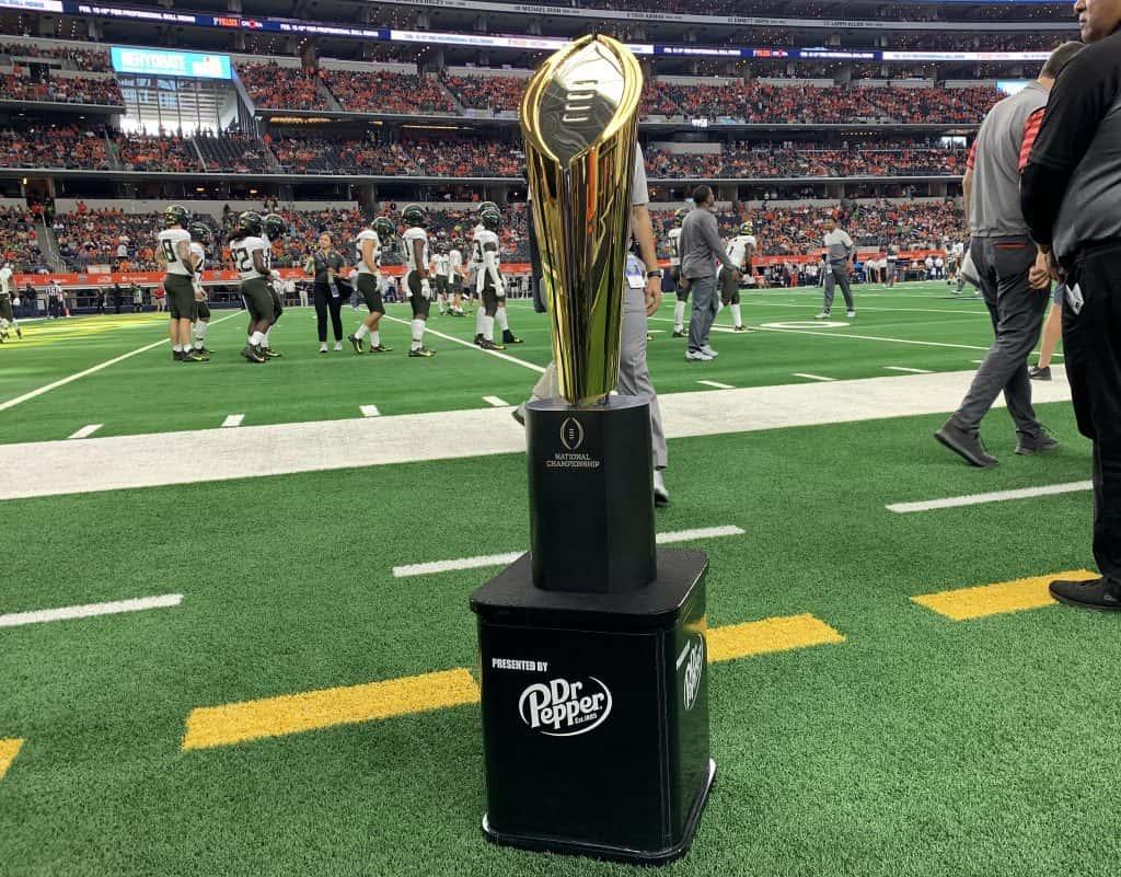 College Football Playoff Set: LSU vs Oklahoma, Ohio State ...
