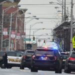 Syndication: USATODAY: Police officers shot while responding to an active shooter in Jersey City, New JerseyVideo Thumb Active Shooter In New Jersey