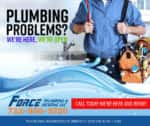 Force Plumbing and Heating LLC