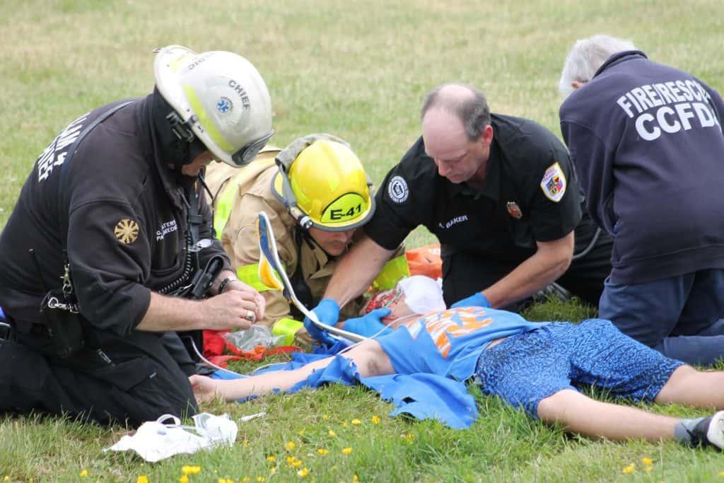 Clallam County Fire District 4 Joyce Fire Rescue Department Patch Washington WA