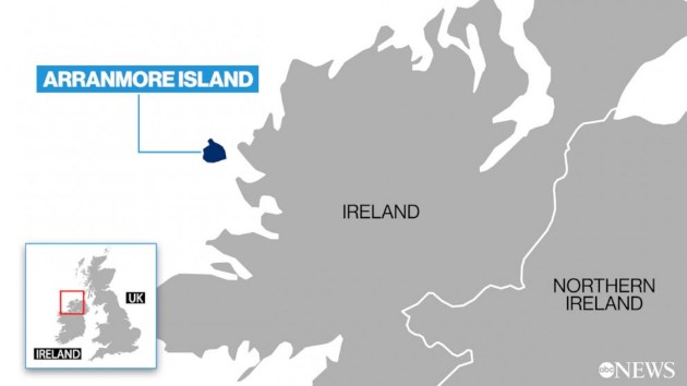 Map Of Ireland To New York.Looking To Move Picturesque Irish Island Is Calling For New