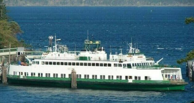 Who Wants To Buy An Old Washington State Ferry It S For Sale On Ebaymyclallamcounty Com Myclallamcounty Com