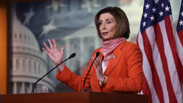 Personification of hope and courage': Nancy Pelosi endorses Joe ...