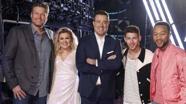 The Voice To Air Remote Live Shows Amid Covid 19