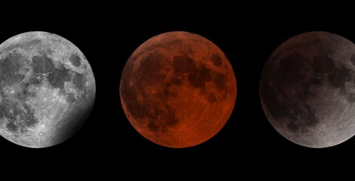 mars up close and a lunar eclipse on friday july 27 2018 ktlu
