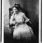Library Of Congress: Mary Church Terrell, three-quarter length portrait, seated, facing front