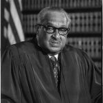 Library Of Congress: Official portraits of the 1976 U.S. Supreme Court: Justice Thurgood Marshall http://www.loc.gov/pictures/item/2002721282/ Collection: Miscellaneous Items in High Demand http://www.loc.gov/pictures/collection/cph/