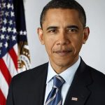 Library Of Congress: Official portrait of President-elect Barack Obama