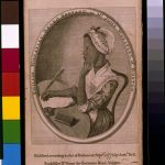 Library Of Congress: Phillis Wheatley, Negro servant to Mr. John Wheatley, of Boston