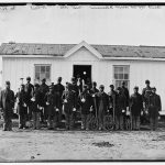 Library Of Congress: Band of 107th U.S. Colored Infantry