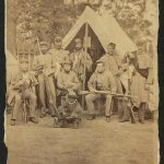 Library Of Congress: Life in Camp Cameron