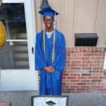 Justin Glenn - Kauffman School: Basketball, baseball, track and field, Urban Rangers Corp., KC Scholars Recipient.