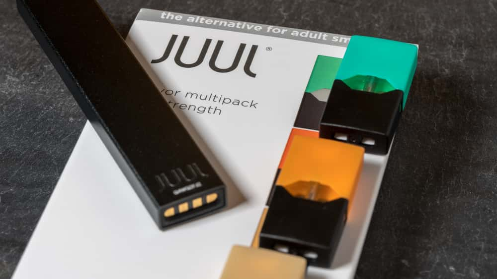FDA Says Juul's Marketing Of Devices May Have Violated Laws