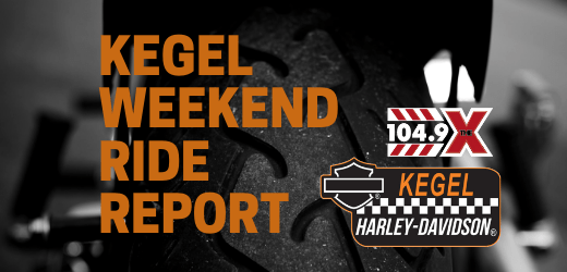 Kegel Weekend Ride Report