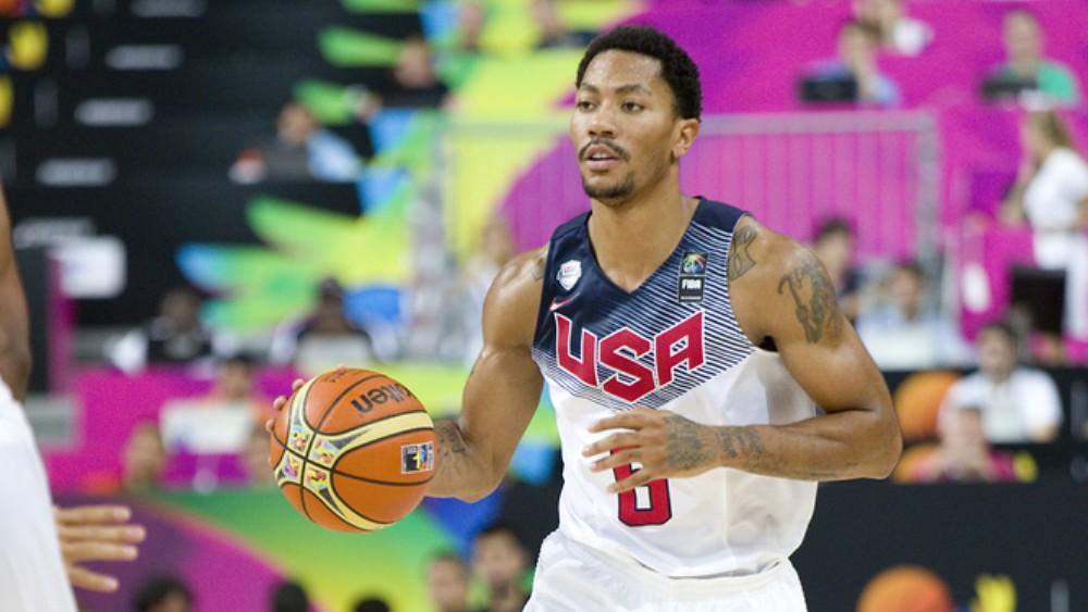 fbe54f065e8 Minnesota s Derrick Rose Scores Career-High 50 Points As Timberwolves  Defeat Utah Jazz