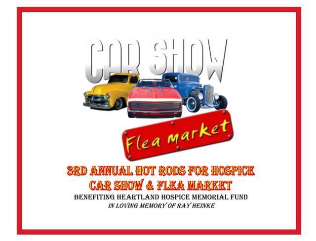 Rd Annual Hot Rods For Hospice Car Show Flea Market FM - Car shows near me now