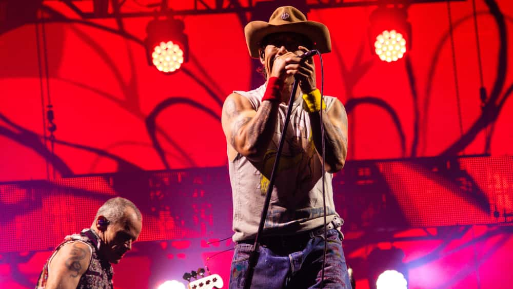Red Hot Chili Peppers To Record New Album With John ...