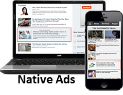 Native Advertising Services in New Jersey