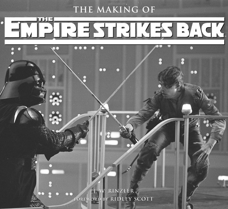 Book Cover The Making of The Empire Strikes Back