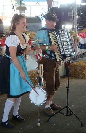 germanfest musicians