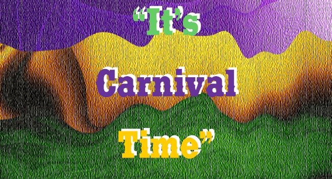carnival time mardi gras