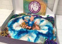 facebook king cake baby