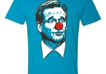 goodell clown shirt