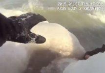 ice lake rescue