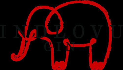 indlovu gin logo