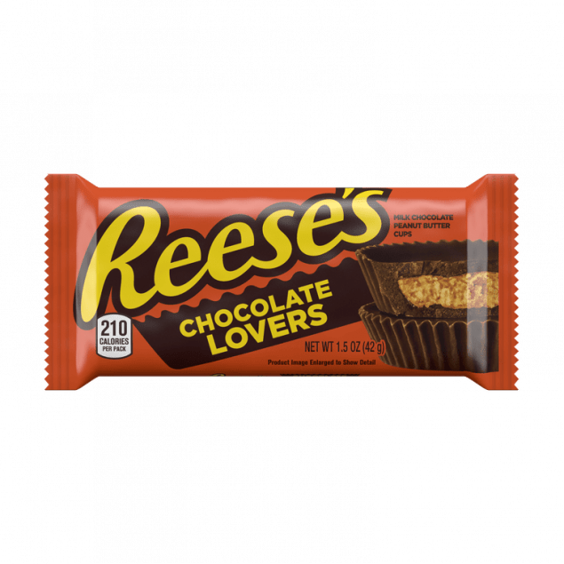 reeces chocolate lovers