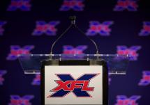 xfl podium