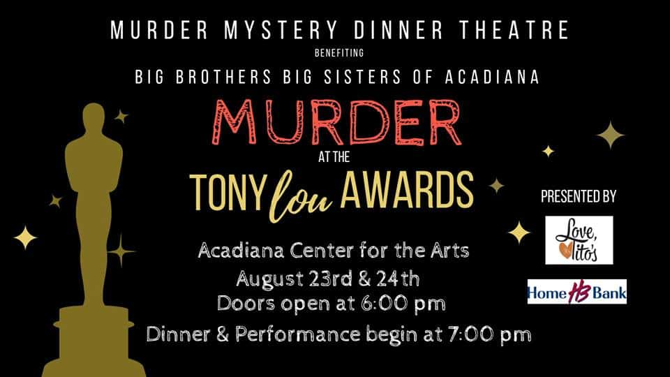 Big Brothers Big Sisters Murder Mystery Dinner 2019 | Pure Country 106 7