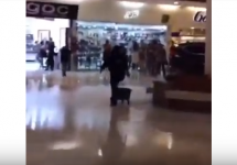 mexican mall floods