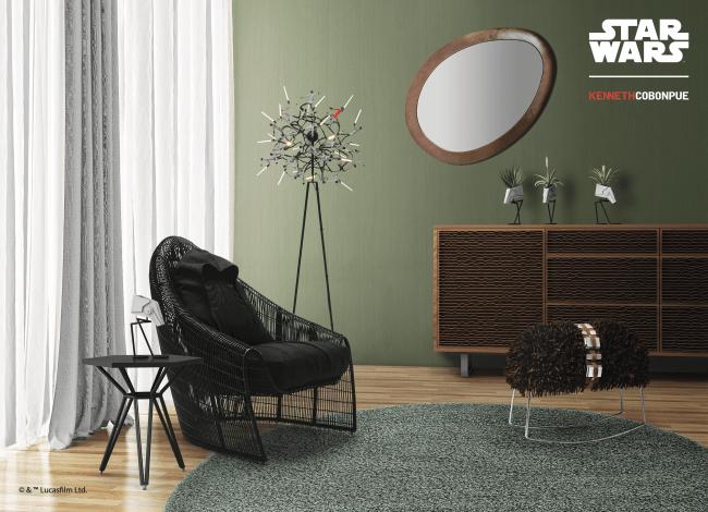 star wars furniture sidious
