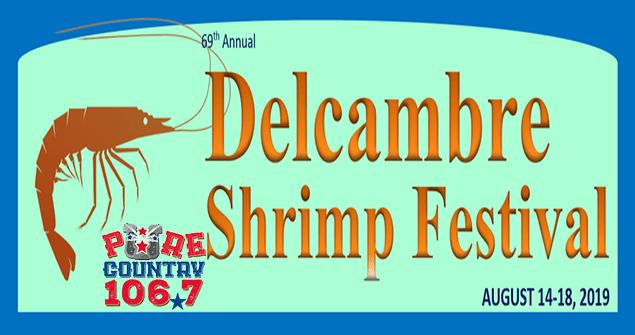 Delcambre Shrimp Festival Slider Size