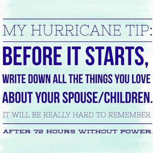 hurricane tip meme