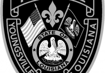 youngsville police department badge