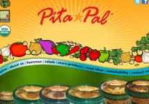 pita pal hummus lineup