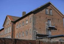 brick prison in germany