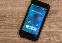 robocall on cellphone