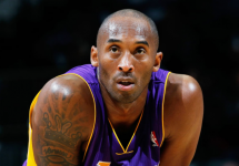 kobe bryant hunched over